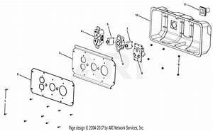 Homelite Bm903000a 3000 Watt Generator Parts Diagram For
