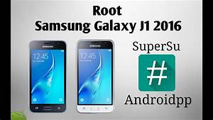 Root Samsung Galaxy J1 2016