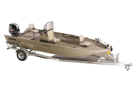 Alumacraft Boats Contact Number by New 2018 Alumacraft Mv 2072 Aw Cc Power Boats Outboard In