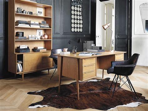bureau deco un bureau en mode vintage joli place
