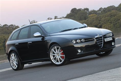 Alfa Romeo 159 Sportwagon Ti Alfa Romeo Tuning 159