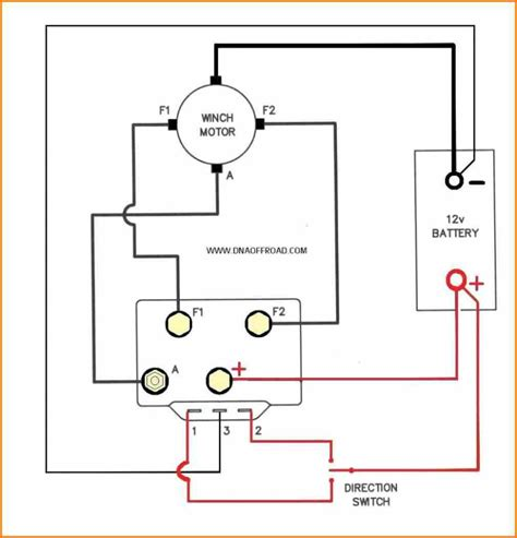 Reversing Switch Wiring Diagram Somurich
