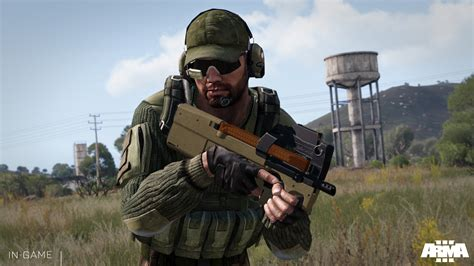 Free Weapon Pack For Arma 3 Hits Steam Workshop Alongside