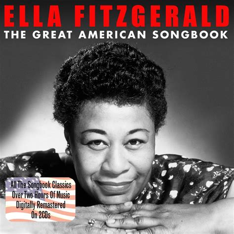 Ella Fitzgerald  The Great American Songbook  Not Now Music