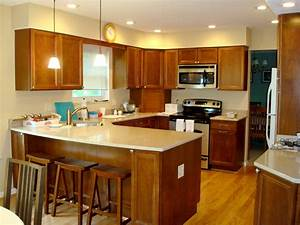 Kitchen Peninsula Ideas Marceladick com