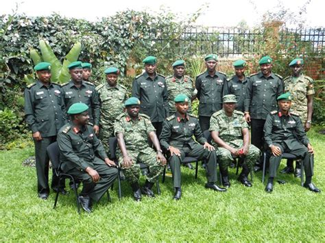 Uganda, Rwanda Forces Consult As Adf Continues To Thrive