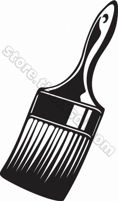 Brush Clipart Paint Paintbrush Illustration Painting Clip