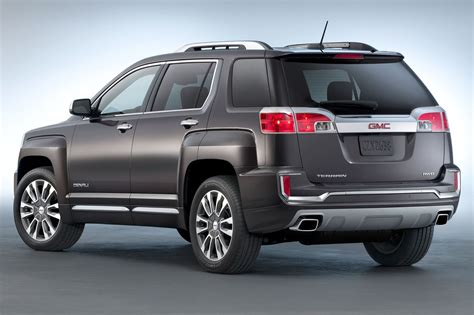 Used 2016 Gmc Terrain Suv Pricing