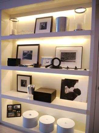 Bookcase Lighting Led - that shelf lighting makes all the difference for