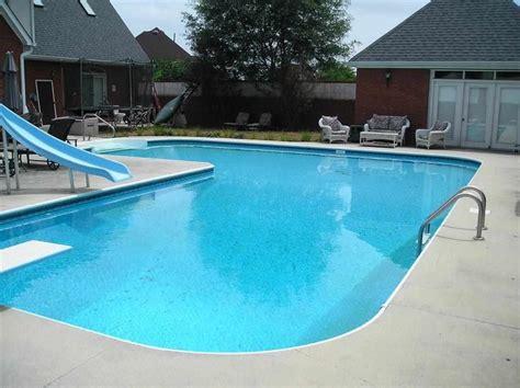 100 Best L Shaped Pools Images On Pinterest