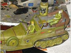Jack Nichols' Rommel's Rod – CultTVman's Fantastic Modeling
