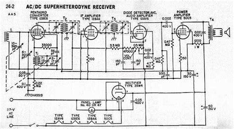 Dial Beam Radio Schematic Audiokarma Home Audio