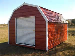 Portable Metal Storage Buildings