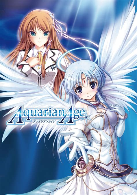Anime In An Age Aquarian Age Wallpapers Anime Hq Aquarian Age Pictures