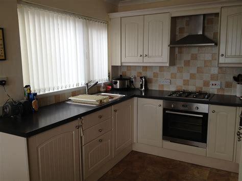 what colour tiles with ivory kitchen kitchen berwick upon tweed pdm works 9630