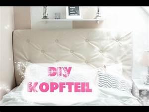 Kopfteil Bett Selber Machen Ikea : diy kingsize bett kopfteil einfach selber machen youtube ~ Watch28wear.com Haus und Dekorationen
