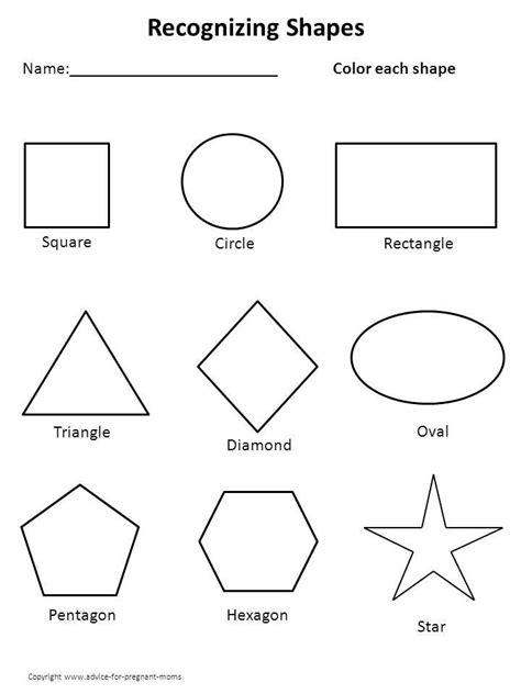 printable kindergarten worksheets worksheets