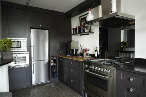 peinture resine pour plan de travail cuisine photo le guide de la cuisine l 39 élégance du gris anthracite