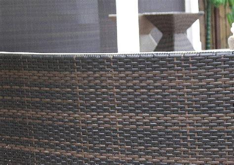 Sichtschutz Für Garten Kunststoff by Sichtschutzelemente Kunststoff