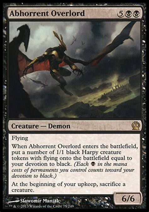 balthor the defiled is the best monoblack commander no