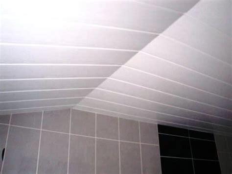 lambris pvc plafond castorama coudec
