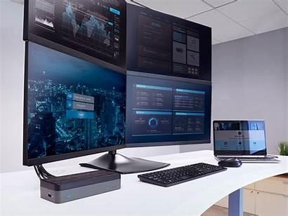 Docking Station Targus Quad Usb Monitors Universal