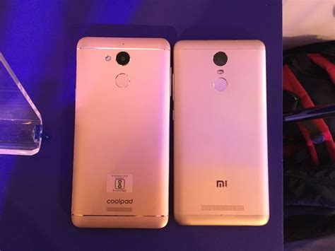 coolpad note 5 vs xiaomi redmi note 3 comparison with