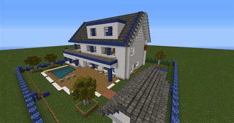 Moderne Häuser Zum Nachbauen by Minecraft Hauser Zum Nachbauen Anleitung Aiorce