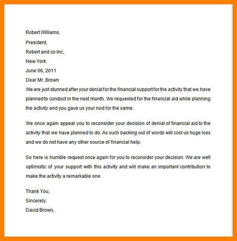 samples hardship letters financial aid