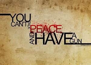 Quick Peace Quo... Peace Friendship Quotes