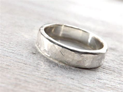Hammered Ring Silver From Crazyass