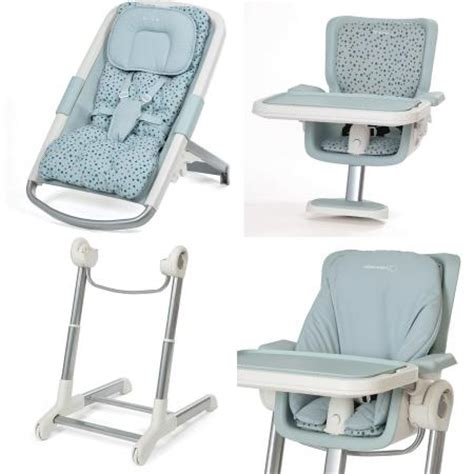 duo keyo transat chaise haute support coussin