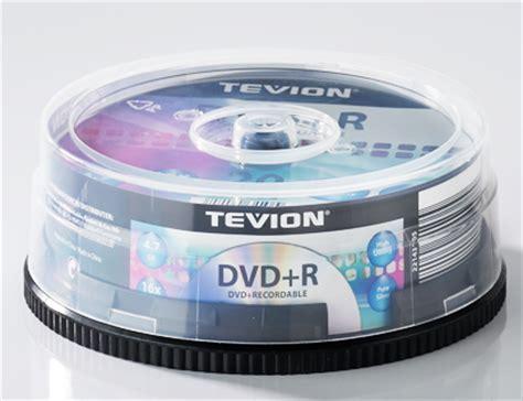 dvd rohlinge aldi tevion dvd r rohlinge 4 7 gb aldi s 252 d