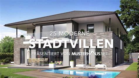 Moderne Quadratische Häuser by 25 Moderne Stadtvillen Einfamilienh 228 User