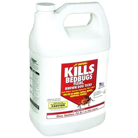 Best Bed Bug Spray Home Depot by Jt Eaton 1 Gal Based Bedbug Spray 204 O1g The Home