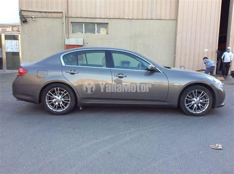 how to sell used cars 2012 infiniti g25 free book repair manuals used infiniti g25 sedan 2012 876592 yallamotor com