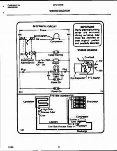 Frigidaire Chest Freezer Wiring Diagram