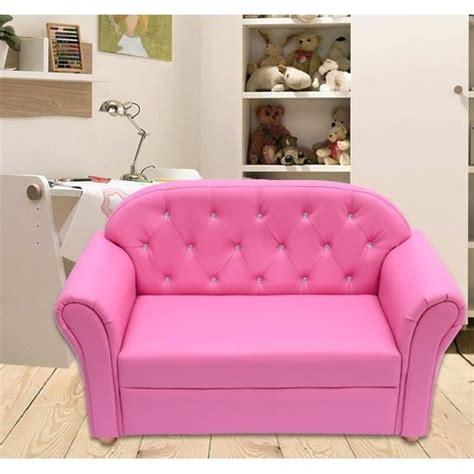 canapé pour enfants fauteuil enfant canapé enfant siège pour fille ros achat