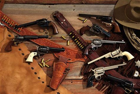 new cowboy guns of the west