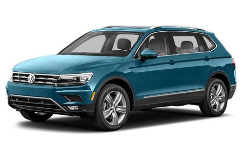 New 2018 Volkswagen Tiguan  Price, Photos, Reviews
