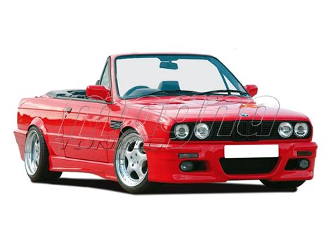 Quality is outstanding, all parts are 100% copies of original m3 panels. BMW E30 M3-Look Body Kit