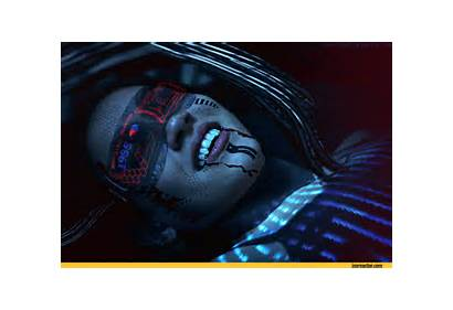 Sci Fi Animated Hybridgothica Animation Dreams Gifs