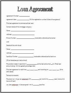 Free printable personal loan agreement form generic for Personal loan document free