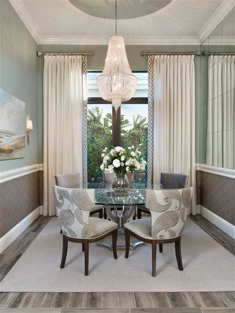 dining room curtains home design ideas pictures remodel
