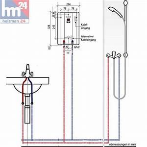 Durchlauferhitzer Dusche 230v : durchlauferhitzer k che 230v klimaanlage und heizung ~ A.2002-acura-tl-radio.info Haus und Dekorationen