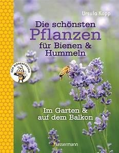 ursula kopp die schonsten pflanzen fur bienen und hummeln With whirlpool garten mit pflanzen für bienen balkon