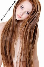 Dark Brown Hair Color with Highlights