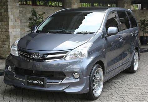 Eksterior Toyota All New Avanza 2014  Promo Dealer Mobil