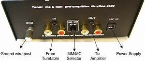 4189 Tonar Vinyline Mm  Mc Preamp