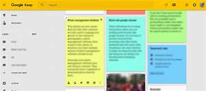 8 onenote alternatives to create document drafts better With google keep documents